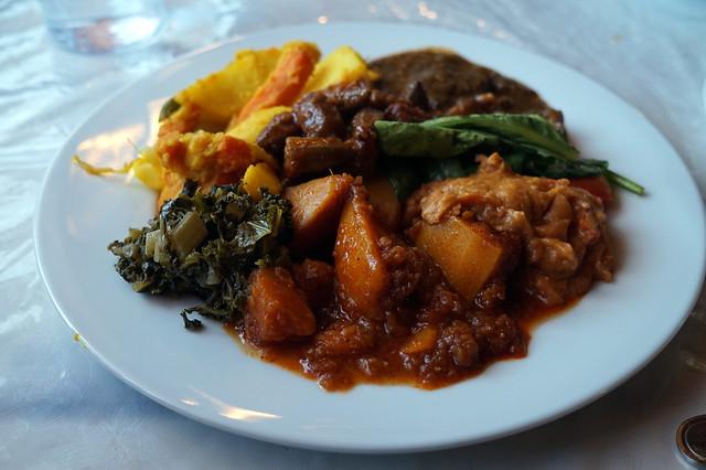 Abyssinia Restaurant Edmonton - Vegan Buffet