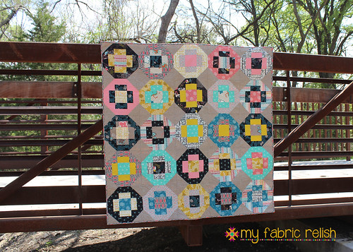 Positive Trio Quilt Pattern