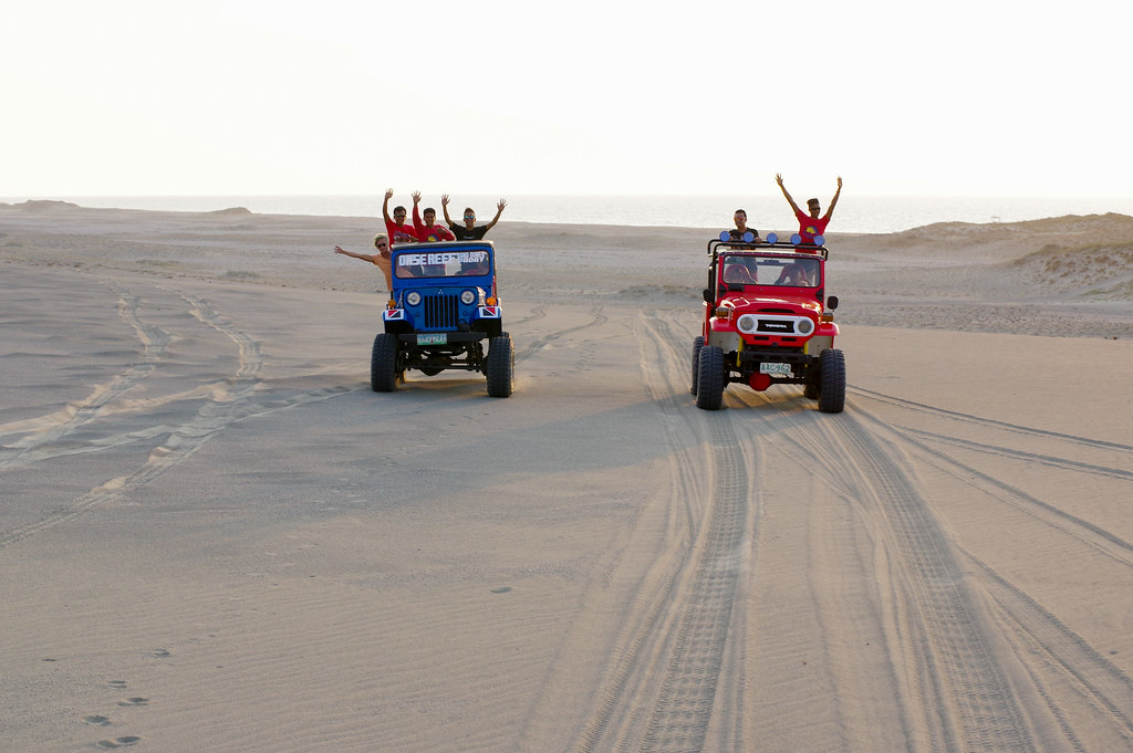 Sand For Sale >> 4x4 Sand dunes sand boarding adventure at Onse Reef, Paoay… | Flickr