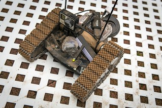 FPV Tank Rover | by Flux Axiom