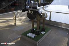 FINE & GANDY No.28 - Shaun The Sheep - Shaun in the City - London - 150512 - Steven Gray - IMG_0504