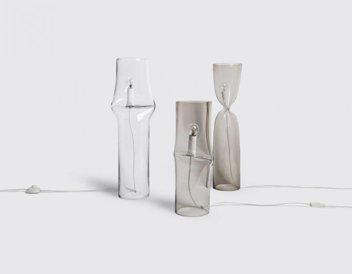 AMM blog | Nendo's Press Lamp for Lasvit
