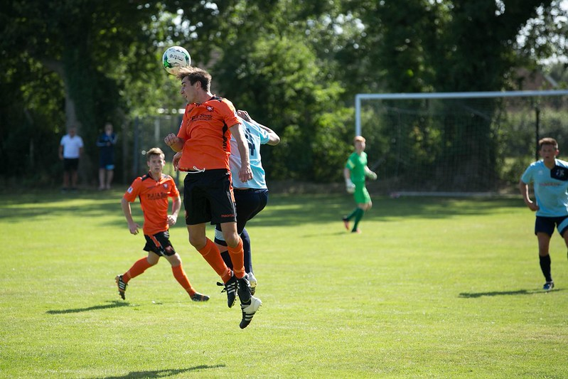 Fawley v AFC Portchester 07.08.16