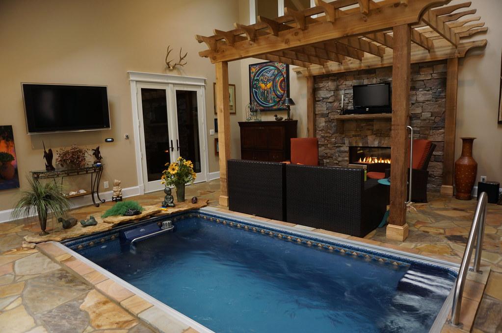 Indoor Endless Pools 174 Swimming Machine The Modular