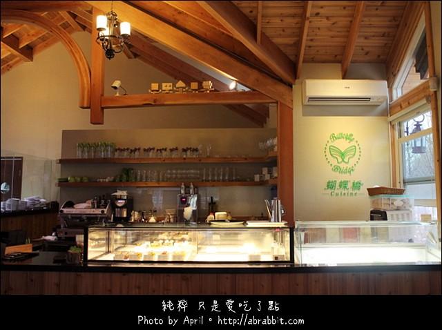 16803606730 1b05102b47 z - [台中]蝴蝶橋甜點美食莊園Cuisine--小木屋裡頭的甜點好誘人@北屯區 (已歇業)