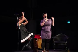 Yasmin Hafedh & Mieze Medusa - Foto von Sabine Pichler