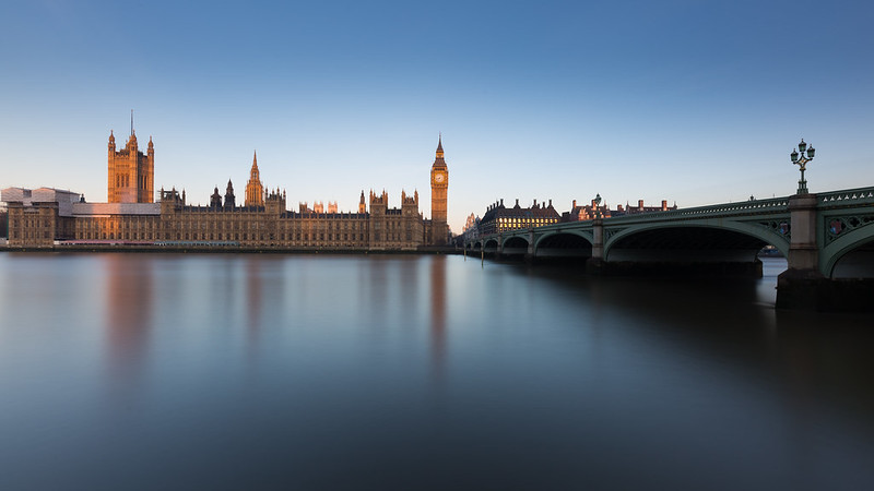 Westminster Dawn