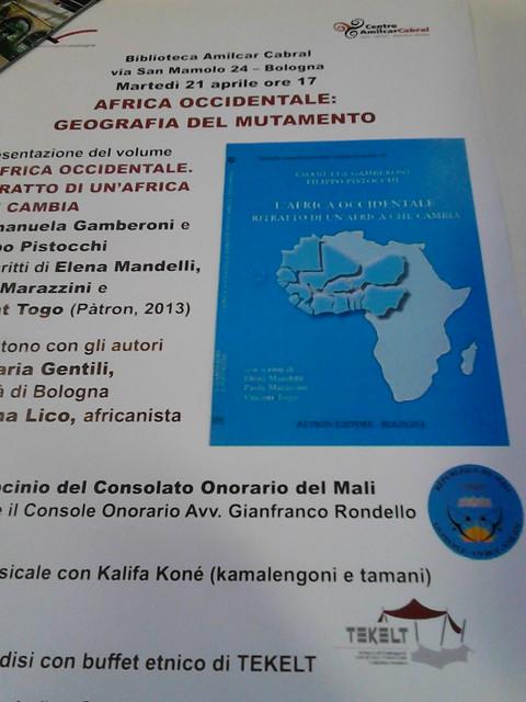 Africa occidentale: geografia del mutamento