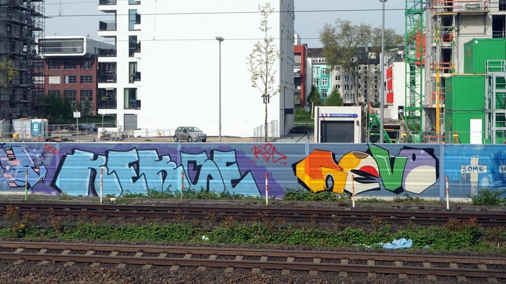Graffiti Düsseldorf graffiti in düsseldorf 2015 artist s kekse revo flickr