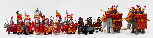 Loreesi Cavalry.