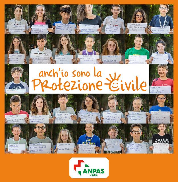 Tutti siamo la protezione civile