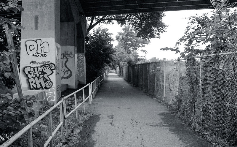 Don Valley Trail Southbound