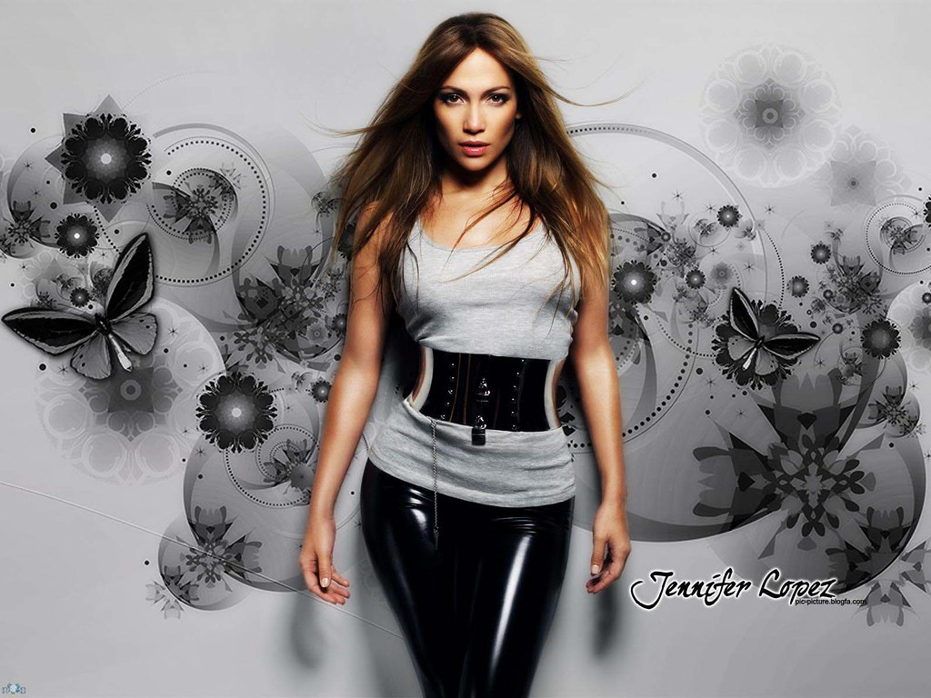 Wallpaper Jennifer Lopez