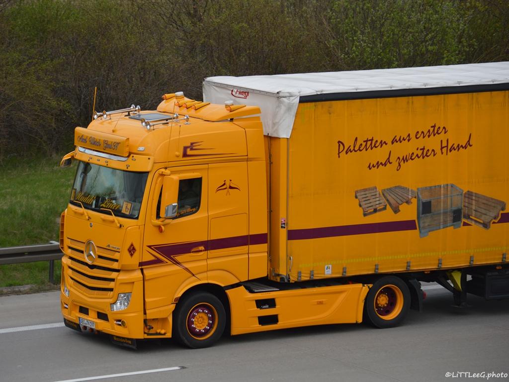 Mercedes Benz Actros Mpiv Streamspace Axel Ulrich Gmbh D Flickr