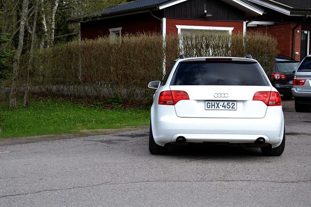 Zoml: Audi A4 B7 Avant //Mätäs Crew 17614997176_0cac7b70f8_z