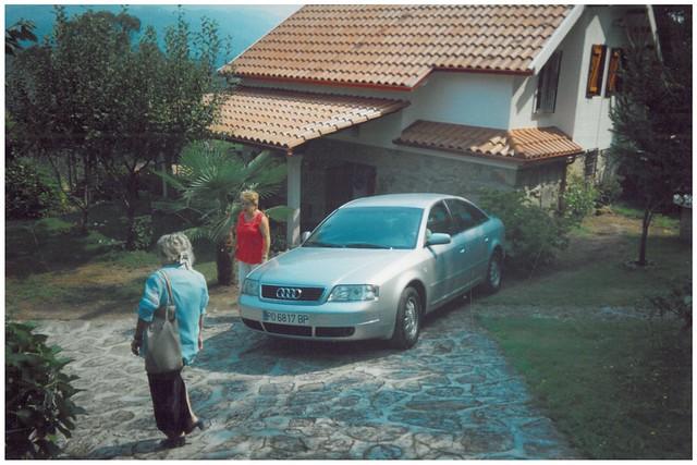 ENCARNACION, YOLANDA, AUDI A6 1999
