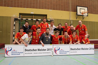 Deutsche Meisterschaft 2016 | by floorball.hochdahl