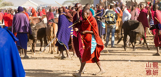 Masai Market at Duka Bovu | by DragonSpeed