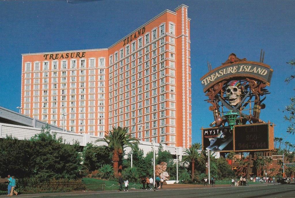 Ti casino shows