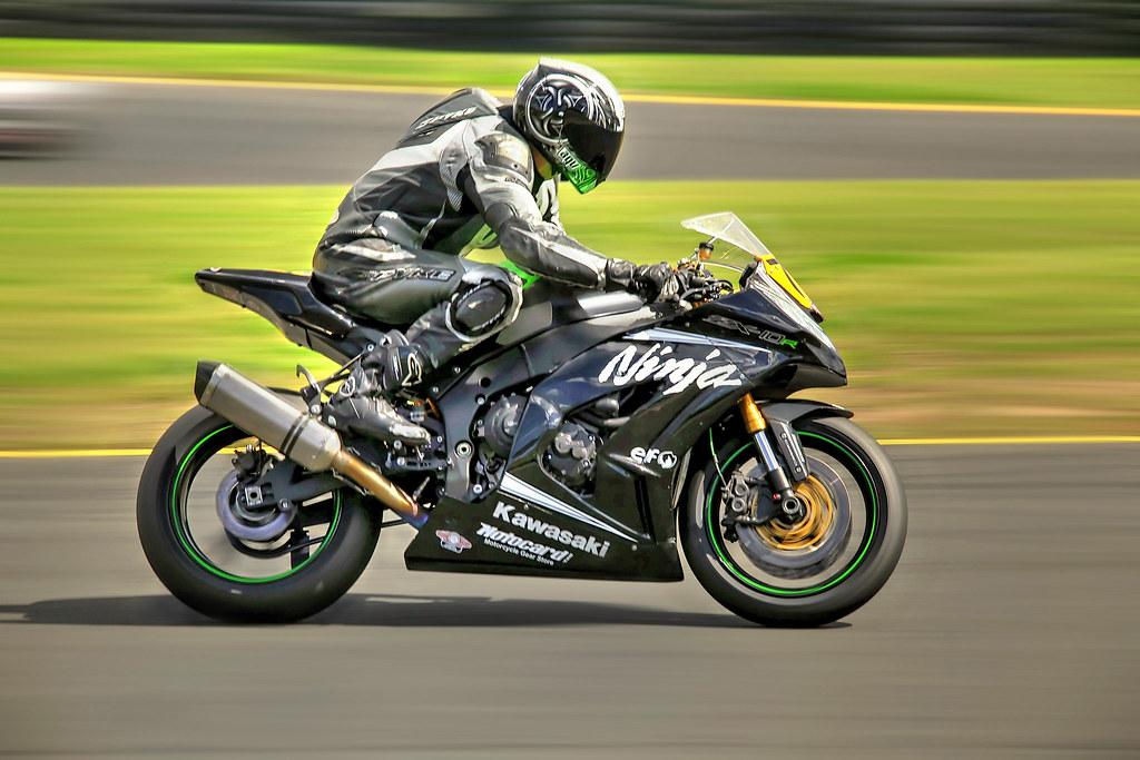 Mark Nassif Kawasaki ZX10R 2016 Swan Insurance Australian Superbike Championship Meeting Eastern Creek