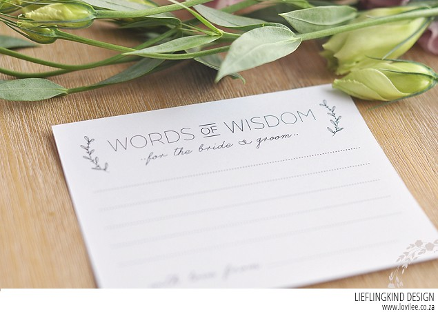 Wedding Advice Card Printables Free Download By Lieflingki Flickr