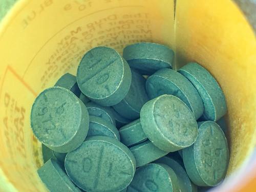 drug color