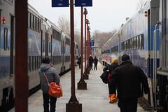 Gare Lucien-L'Allier - Montréal