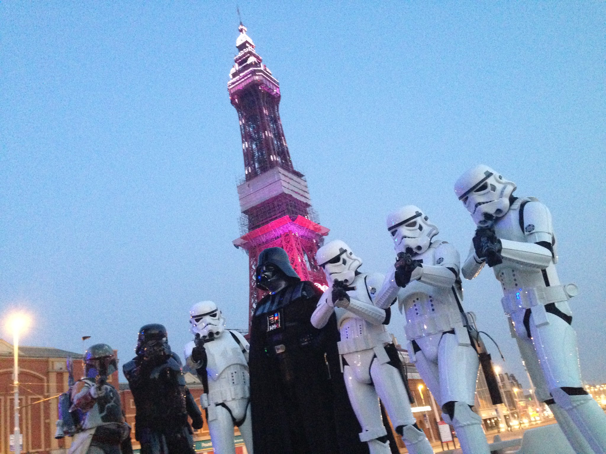 Blackpool Comic-Con Launch Party - The Star Wars Empire