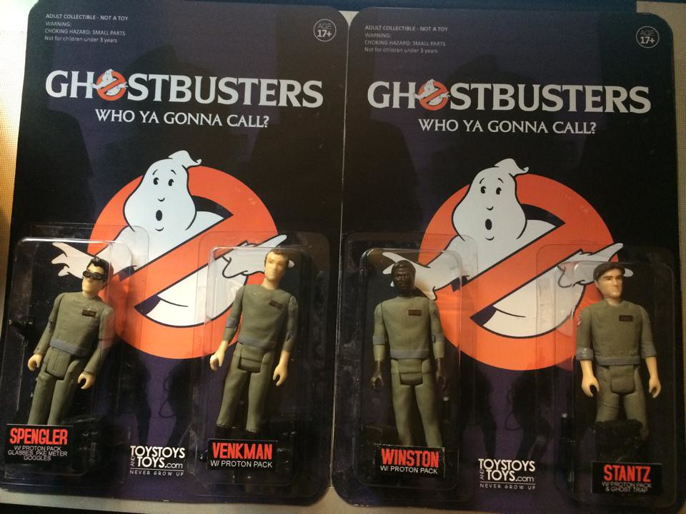80s Customs - Ghostbusters