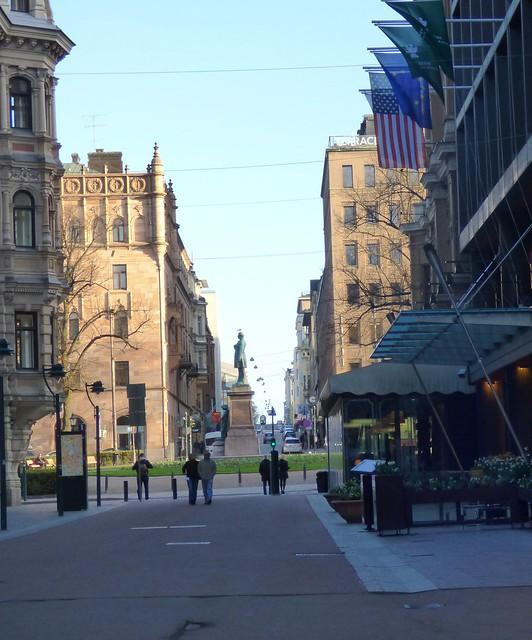 Helsinki in May