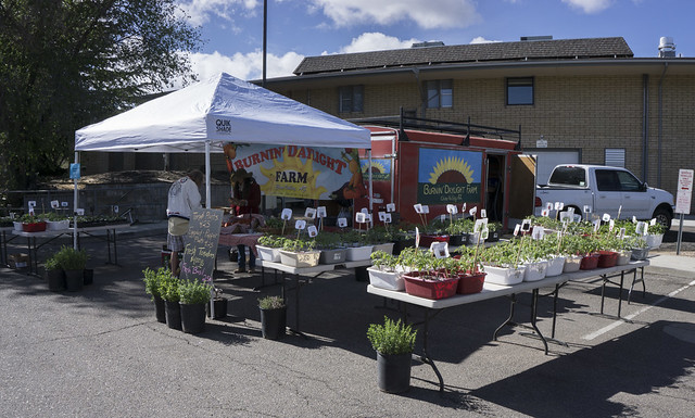 Items for Sale at the Prescott Farmers Market