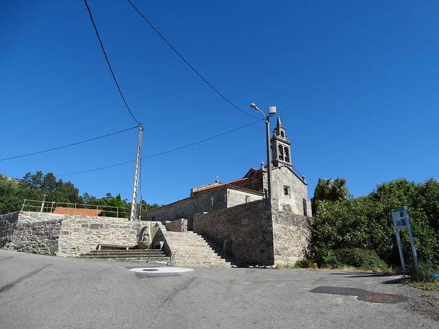 Iglesia de San Pero de Baroña