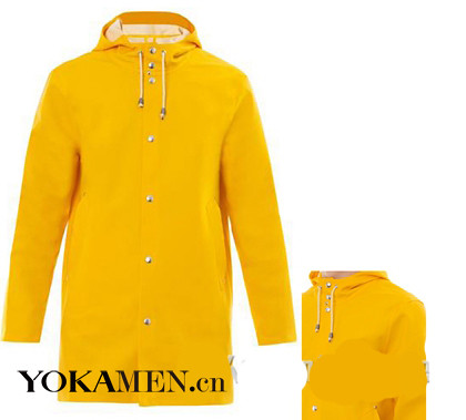 Bright yellow fashion items do you hold?