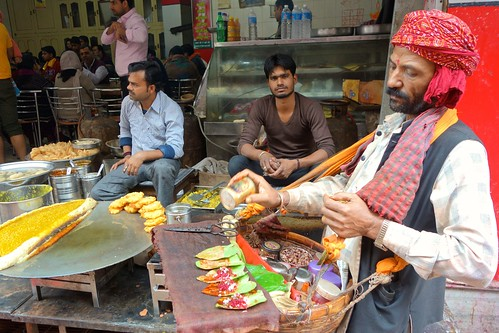 #033 Street Food - Pan & Tikki | by Rajesh_India