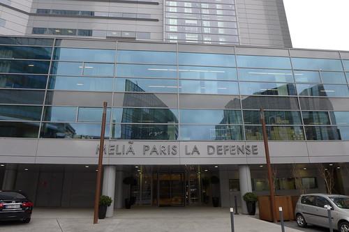 H Tel Melia Paris La D Fense Cochise75 Flickr