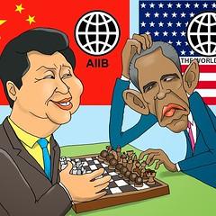 Ведущие европейские экономики присоединяются к Asian Infrastructure Investment Bank  Международным финансовым организациям США, таким, как ВБ и МВФ, это грозит потерей доверия Первый вице-премьер Игорь Шувалов объявил о вступлении России в Азиатский банк