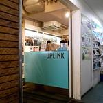 UPLINK 受付カウンター
