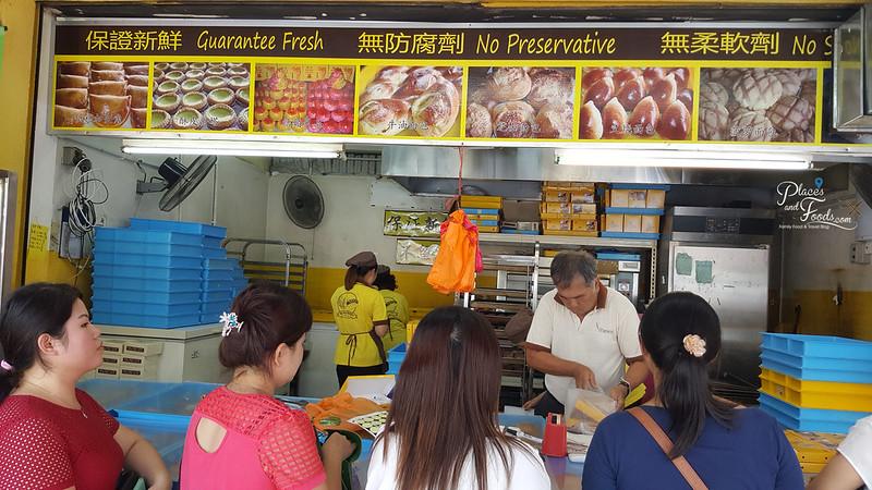 kajang happy happy bread bakery sg chua