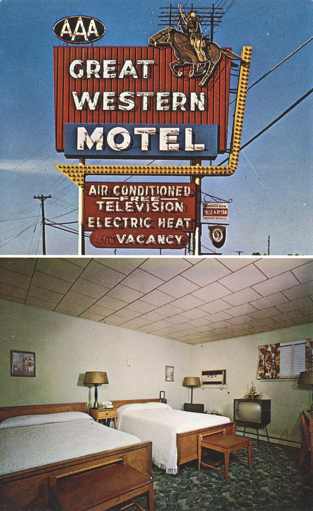 Great Western Motel - Independence, Missouri