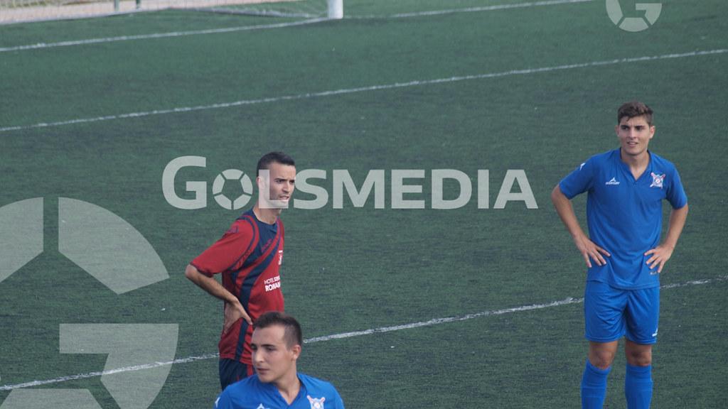 CF San Pedro 2-0 CF Alcalà (02/10/2016), Jorge Sastriques