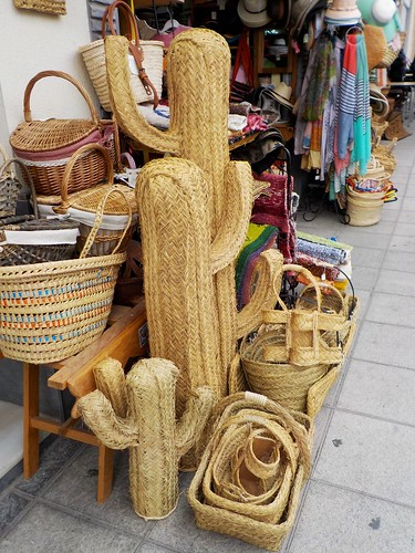 Cactus artesan a en esparto carmen vg flickr - Artesania esparto ...