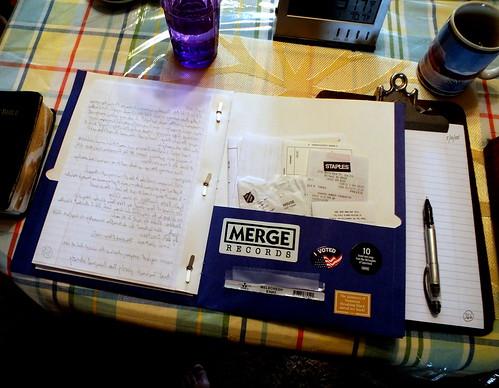 May 2015 Diary