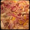 #homemade #Sugo ala #Puttanesca #CucinaDelloZio - Anchovies