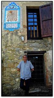 El rellotge de sol de Bertí i el seu autor