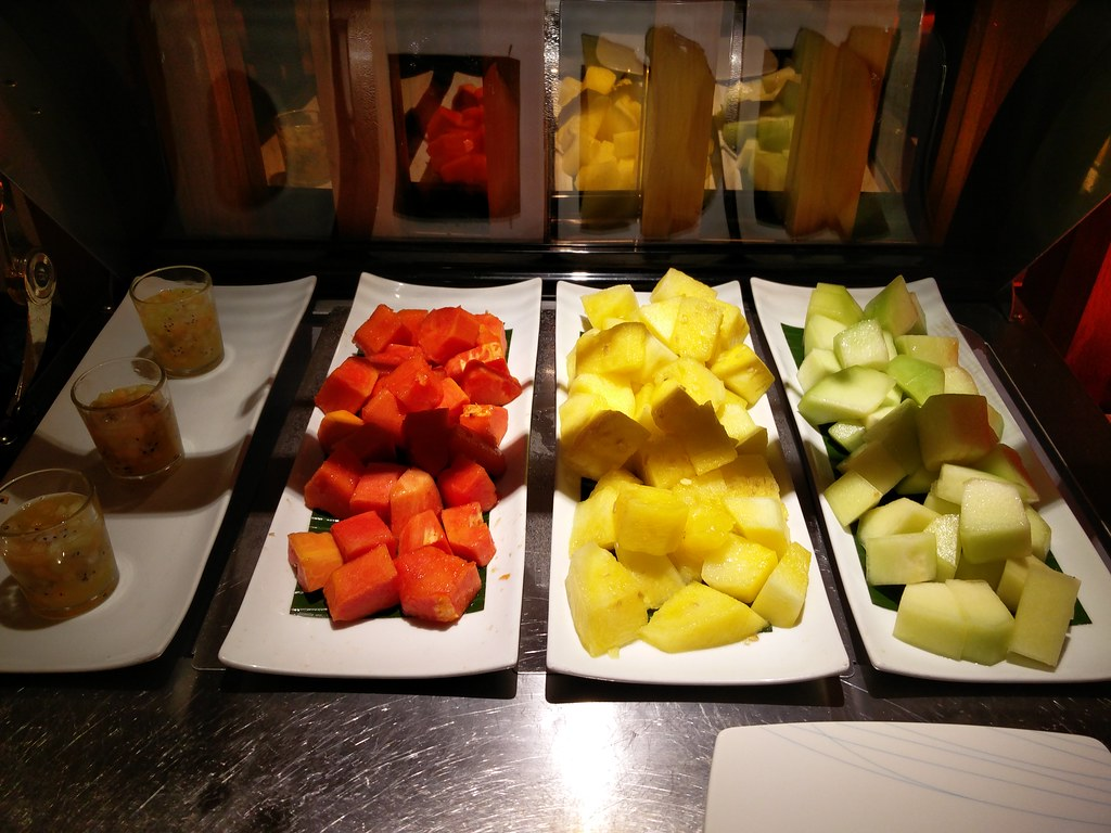Fruits selection