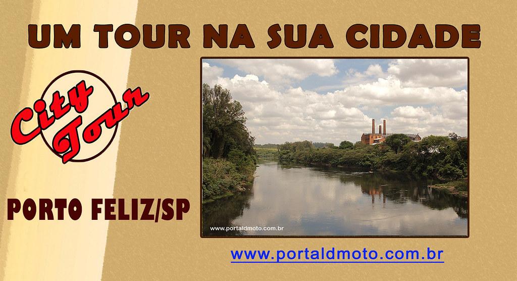 CITY TOUR = PORTO FELIZ