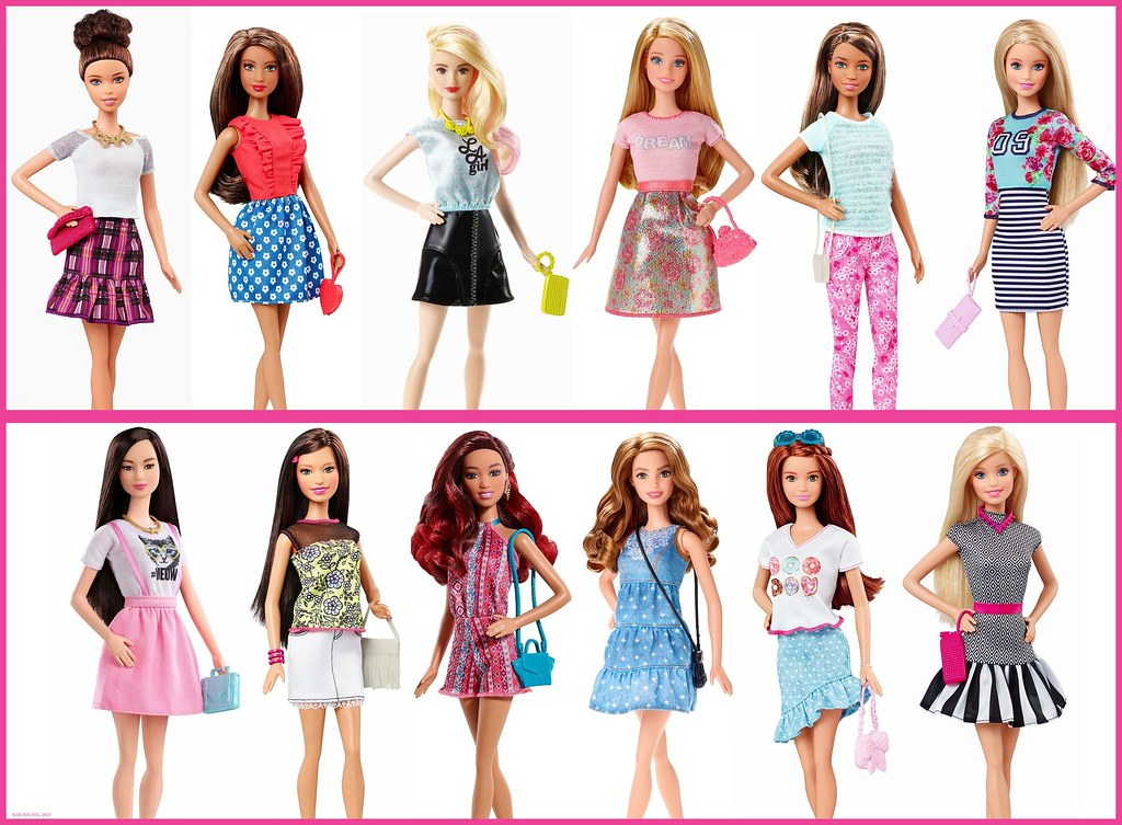 Fashionista Barbie Doll Barbie Fashionistas