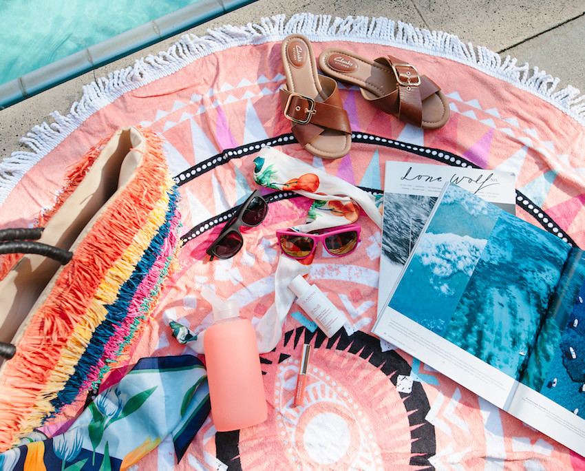 Summer Necessities | HONEY & SILK