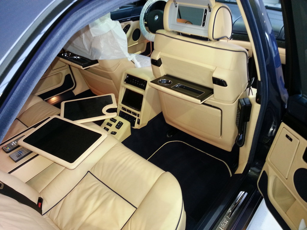 BMW 750iL Individual E38 Nakhon100 Flickr