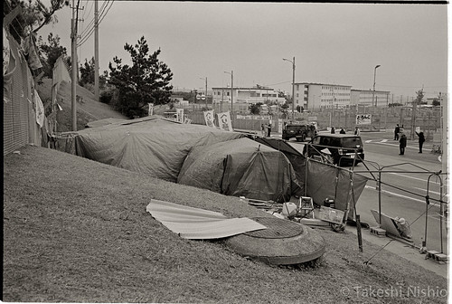 寝泊まり用テント / tent for stay